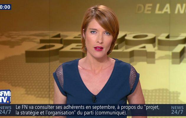 📸4 LUCIE NUTTIN @LucieNuttin @JohannaCarlosD8 pour LE JOURNAL DE LA NUIT cette nuit @bfmtv #vuesalatele