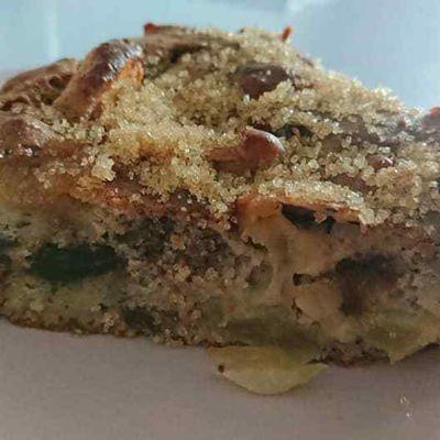 Gâteau d automne