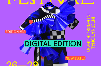 FASHIONCLASH FESTIVAL, 12TH DIGITAL  EDITION, 26 + 27 FEB 2021