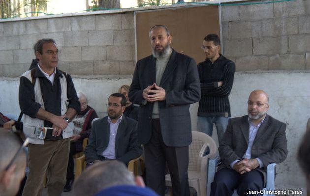 Noël en Palestine : entrée dans le vif du sujet
