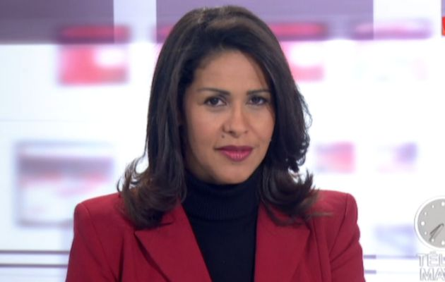2012 12 13 - SOPHIE GASTRIN - FRANCE 2 - LE JOURANL @07H30