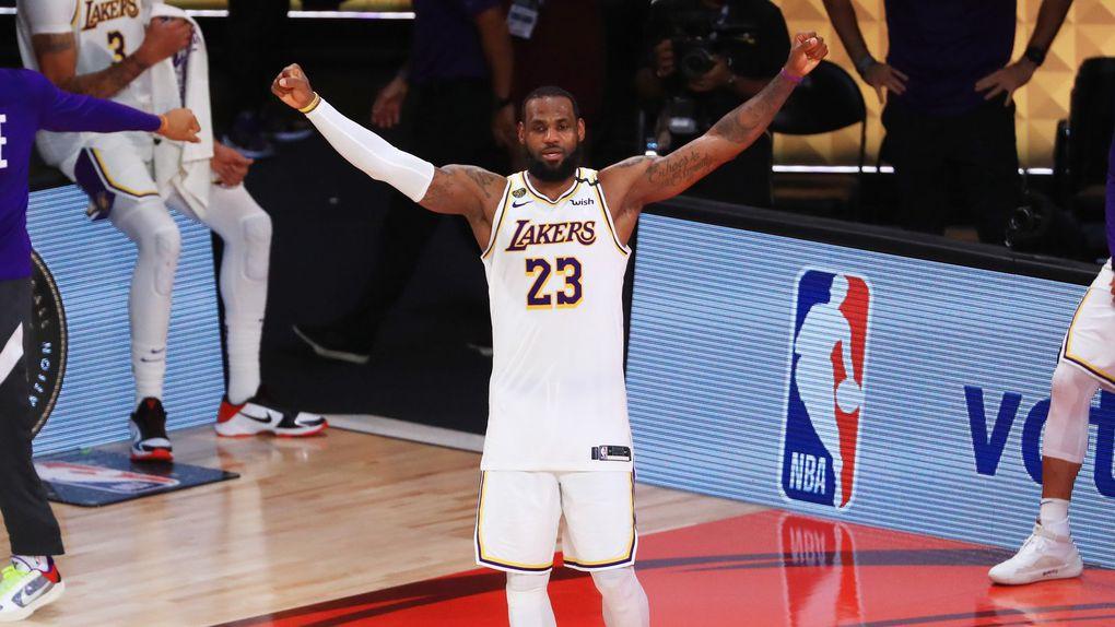 Retour en images sur les Finales NBA 2020