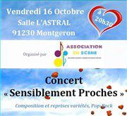 Astral : concert Sensiblement Proches