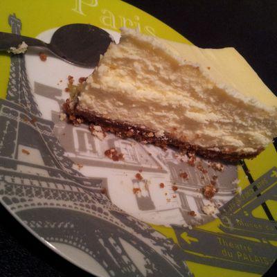 Une envie de cheesecake ...