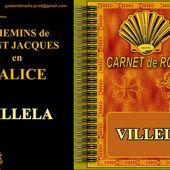 VILELLA ( Galice ) - notre 13éme étape sur le CAMINO del NORTE - itinérance Compostelle 2017