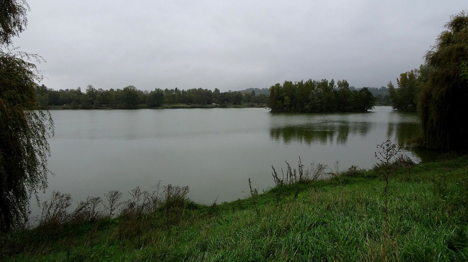 Rando'canard à l'étang des Martailles. (6).