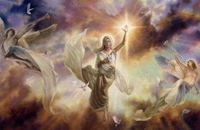 CHOEUR ANGELIQUE : CHERUBINS