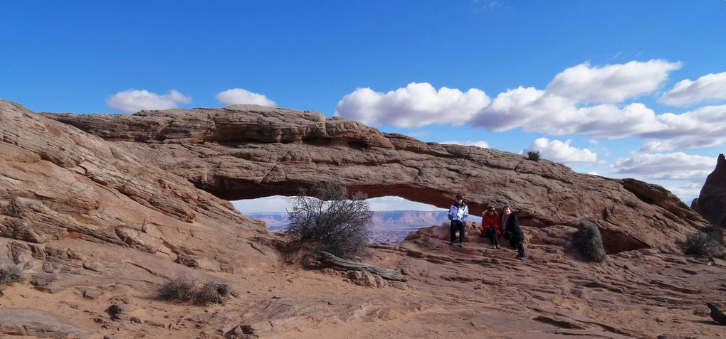 In love with Mesa Arch