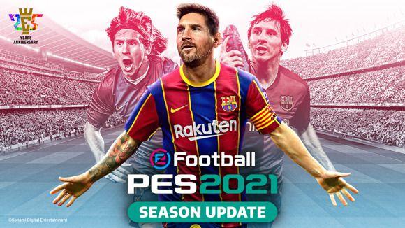 [ACTUALITE] eFootball PES 2021 Season Update - Disponible le 15 septembre, les détails