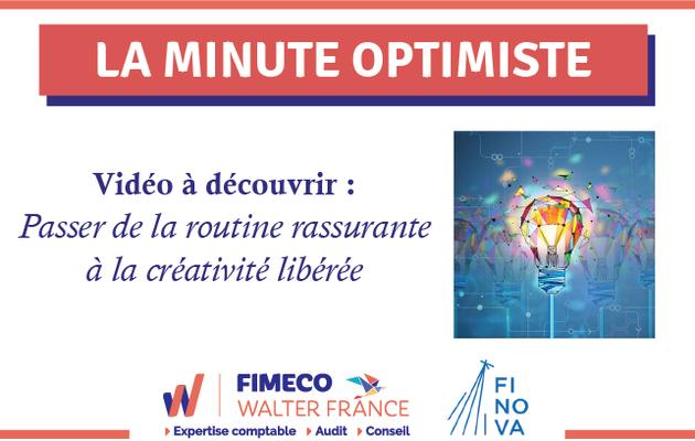 La Minute Optimiste - Episode 9 !