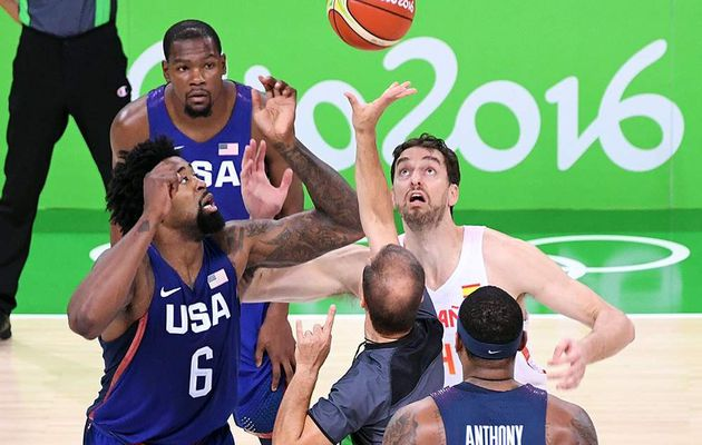 Team USA égale son record d'invincibilité