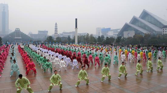 Le Qi gong en Chine aujourd'hui (et hier...)