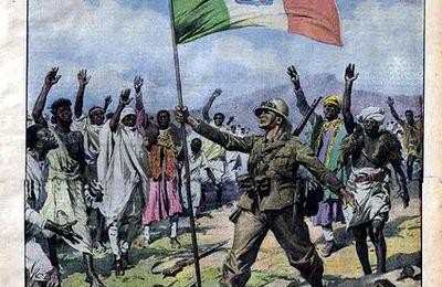 Oct. 1935: L'Éthiopie et le Manifeste des intellectuels français pour la défense de l'Occident et la paix en Europe.
