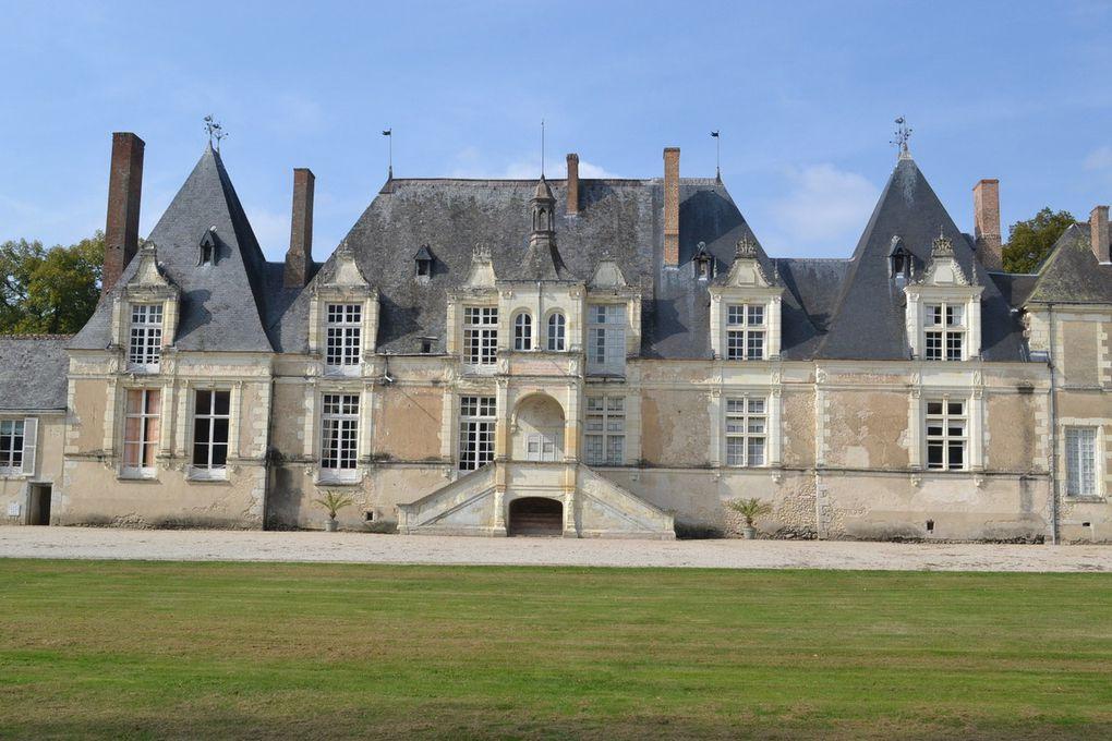 un week-end à Chambord
