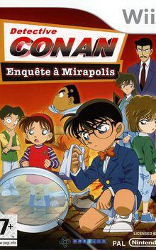 Détective Conan : Enquête à Mirapolis [TEST]