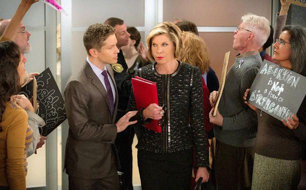 Critiques Séries : The Good Wife. Saison 7. Episode 8.