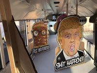 L'Art Bus version 2018 a fait un arrêt à l'EREA