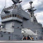 La Marine nationale va recevoir quatre drones aériens tactiques S-100 Camcopter supplémentaires