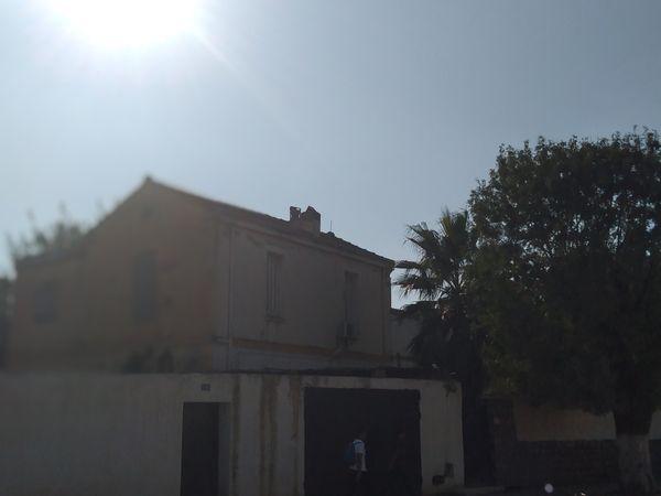 Maison du garde-barrière à Ain Bessem.