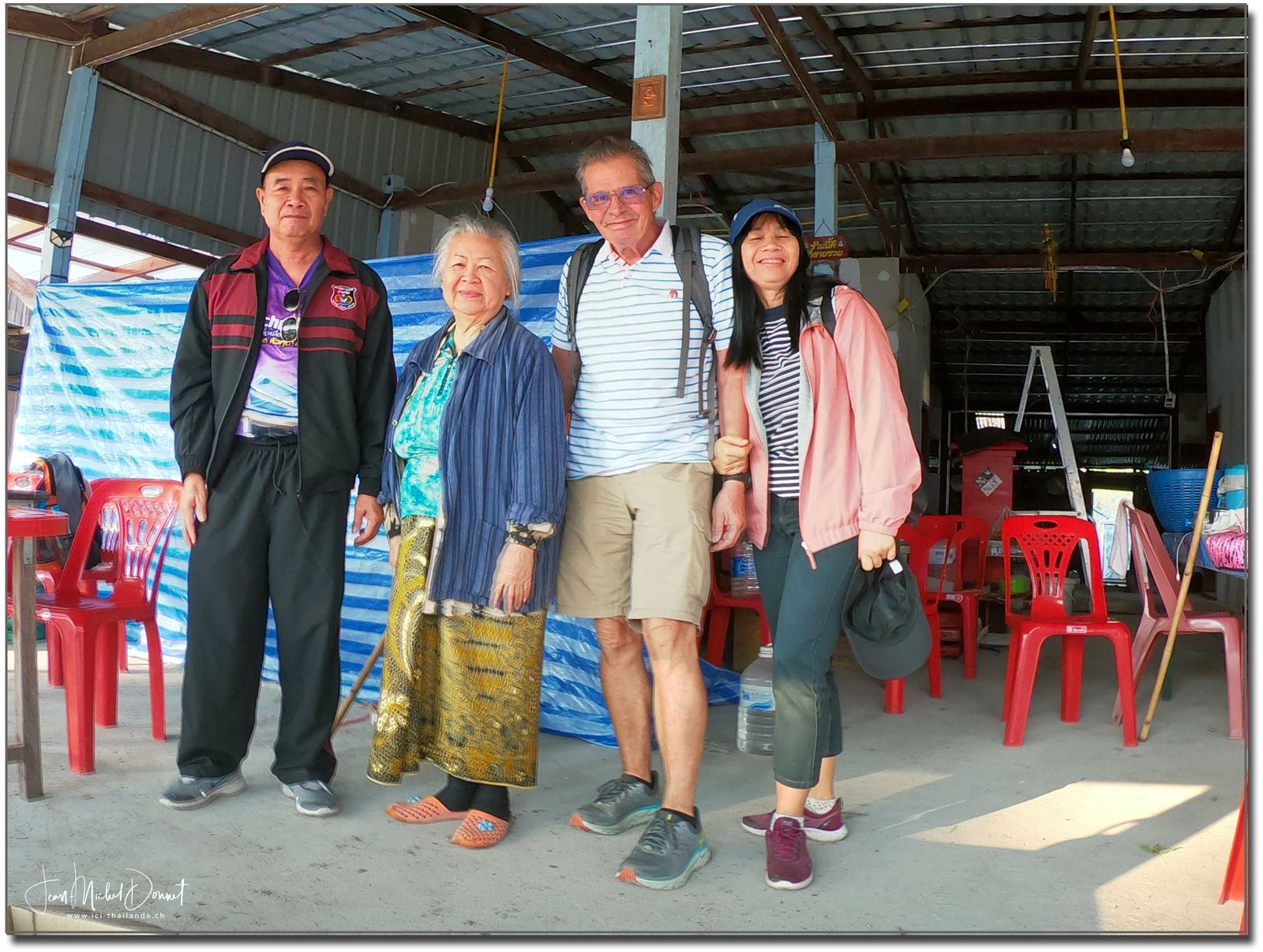 Les photos de la descente de Phu Kradung