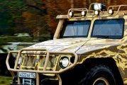 Tigr-233001 : l'anti-Hummer.