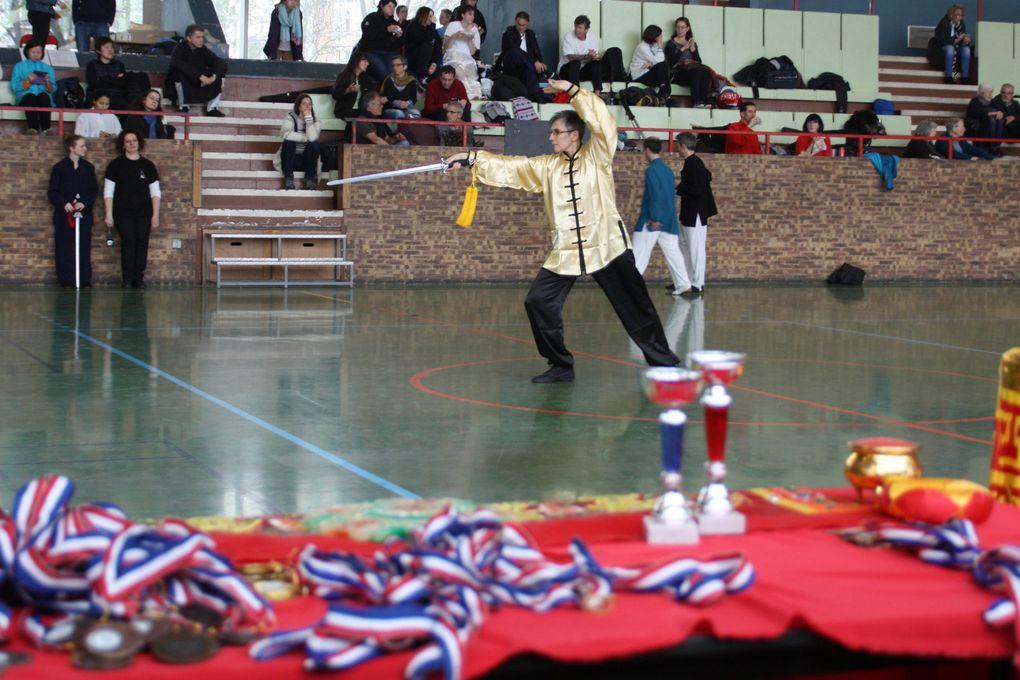 TAICHICHUAN - Championnat national 2017