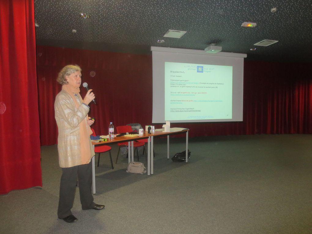 Les 22ièmes Rencontres Régionales de l'URAFA Nord-Est à Caudry