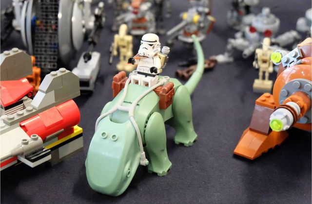L'expo des amoureux de Lego : ItLug à Lecco en Italie