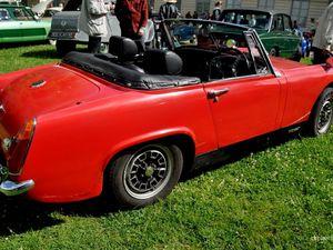 Automobile MG  Midget de 1971