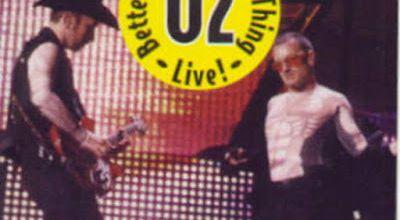 U2 -PopMart Tour -03/12/1997-Mexico Mexique - Autodromo Hermanos Rodriquez #2