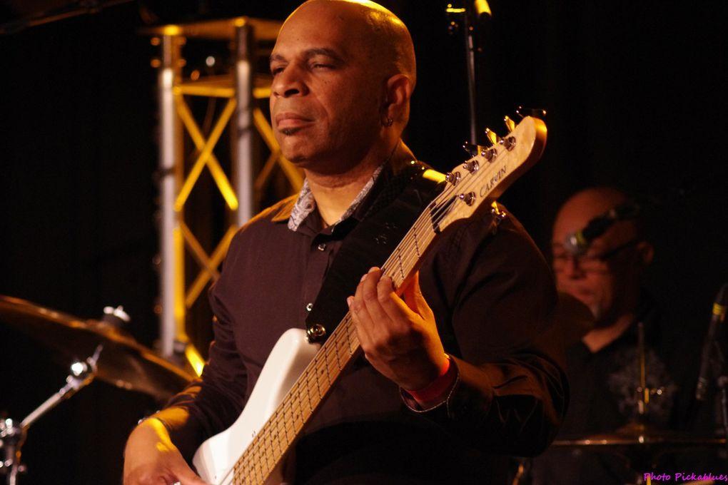 Coco Montoya - 25 mars 2015 - Festival Mars en Blues - La Boite à Musiques, Wattrelos (59)
