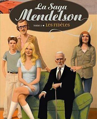 La saga Mendelson, Tome 3 : Les Fidèles – Fabrice Colin