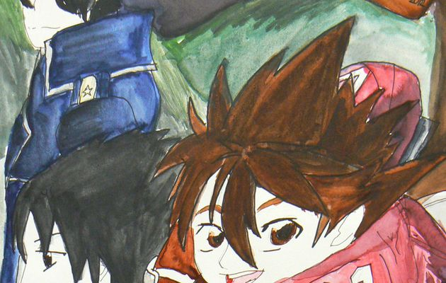 Les bons voeux du Club Manga (6)