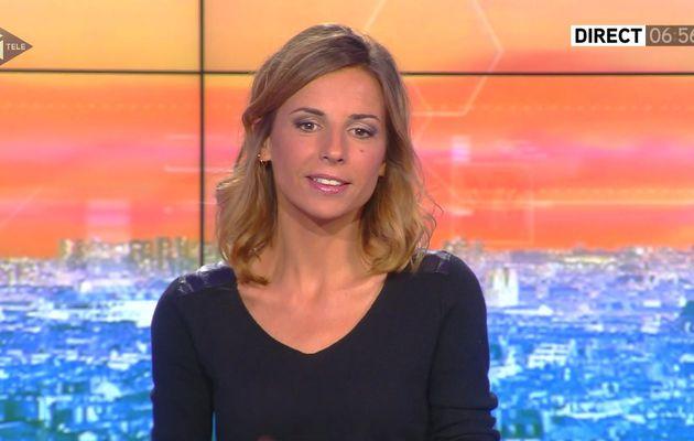 ALICE DARFEUILLE pour LA MATINALE INFO le 2016 07 29 sur i>tele