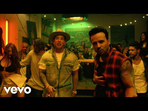 Luis Fonsi ft Daddy Yankee - Despacito