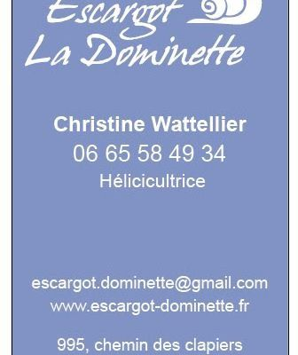 83 - Escargot La Dominette