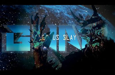 Gwar - Let Us Slay video - Lust In Space (2009)- AFM Records - HEAVY SOUND SYSTEM