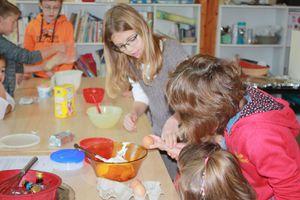 Ateliers cuisine PS-MS et CM2