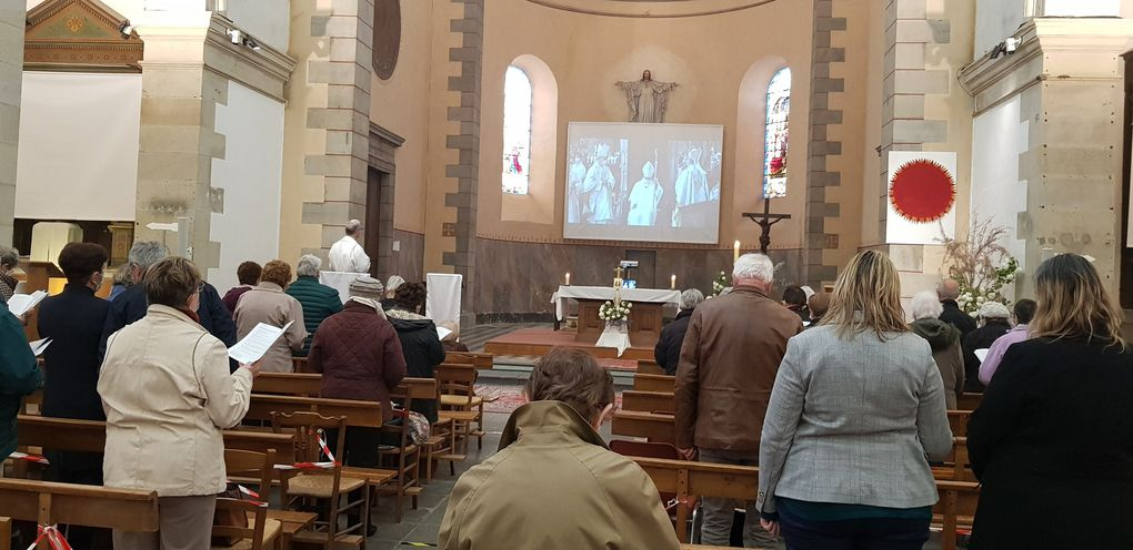 Ordination Mgr marc Beaumont