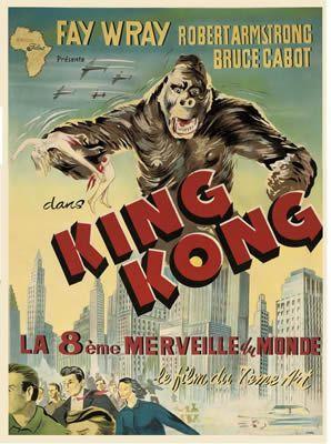 King Kong de Merian Caldwell Cooper et Ernest Beaumon Schoedsack