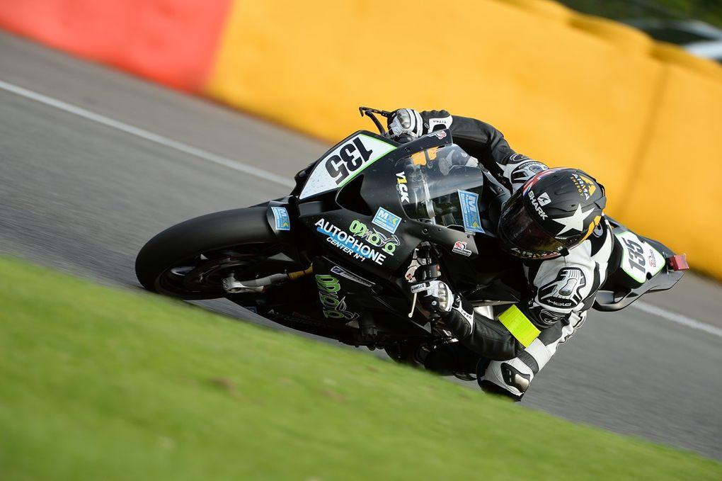 Olivier Depoorter & le Megamax Racing !