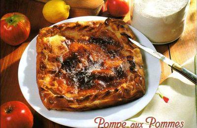 Auvergne des traditions  : La pompe aux pommes