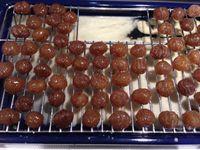 Glacage des marrons