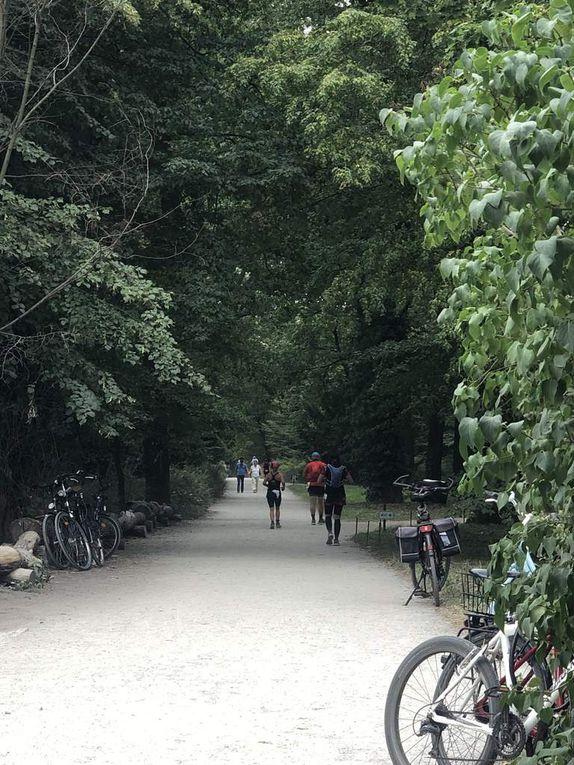 100 Meilen um Berlin (west) - Der Mauerweglauf