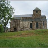 Église de Bredons - L'Auvergne Vue par Papou Poustache
