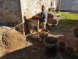 Rénovation délocalisée en Corrèze - session 6 - juin 2020