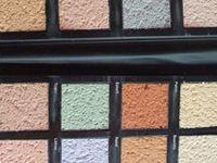 Etude de couleur pour façade provençale (enduit respirant à la chaux). Auriol