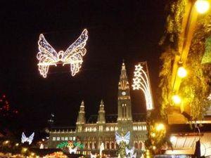 Vienne, le soir