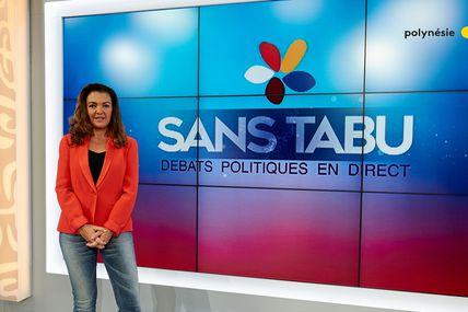 "Polynésie la 1ère : ""Sans Tabu"" recevra la sénatrice Lana TETUANUI"