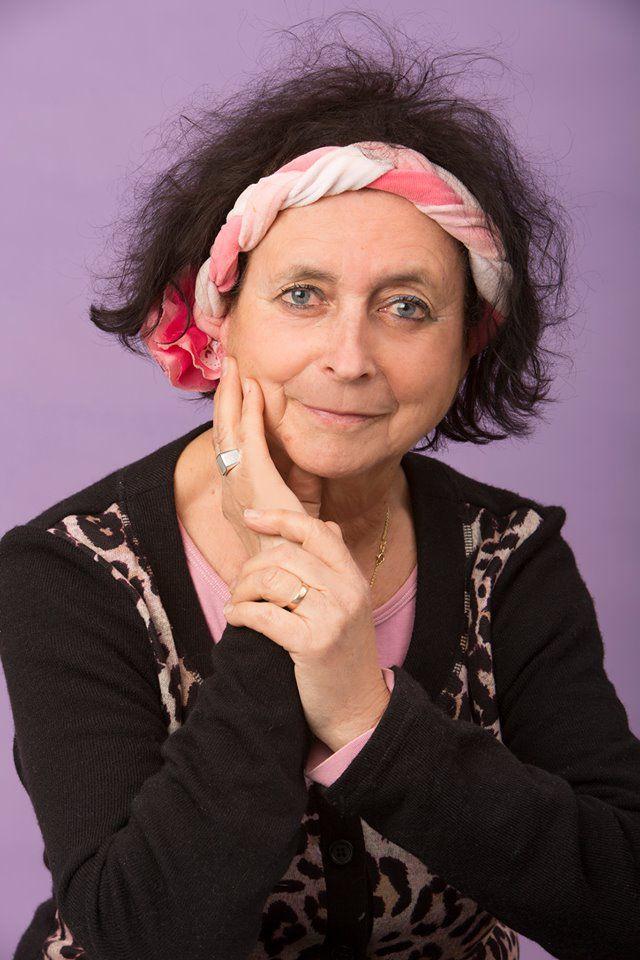 Aujourd'hui c'est l'anniversaire de notre amie la romancière Lyliane Mosca